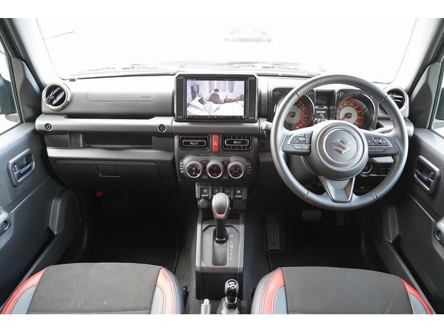 JC 4WD ROWENエアロ フロントバンパー フロントグリル ボンネットフードカバー リアバンパー リアウイング WORK15インチAW オリジナルシートカバー 純正8型SDナビ(16枚目)