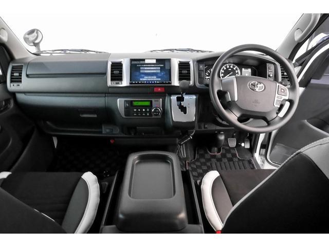 スーパーGL ダークプライムII 新車未登録 ディーゼルターボ ROWENコンプリート仕様 ROWENエアロKIT 玄武ローダウン WORK16インチAW LEDテールレンズ ハーフレザー トヨタセーフティセンス(20枚目)