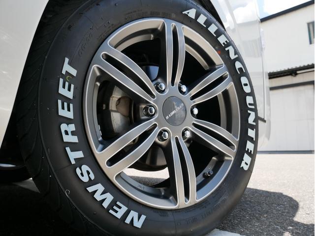 スーパーGL 50TH アニバーサリーリミテッド 両側電動 LEDヘッド 衝突軽減 車線逸脱 オートハイビーム バッドラッカー16インチAW オーレンカウンターホワイトレター 2インチローダウン ベッドキット ヴァレンティLEDテール AC100V(9枚目)