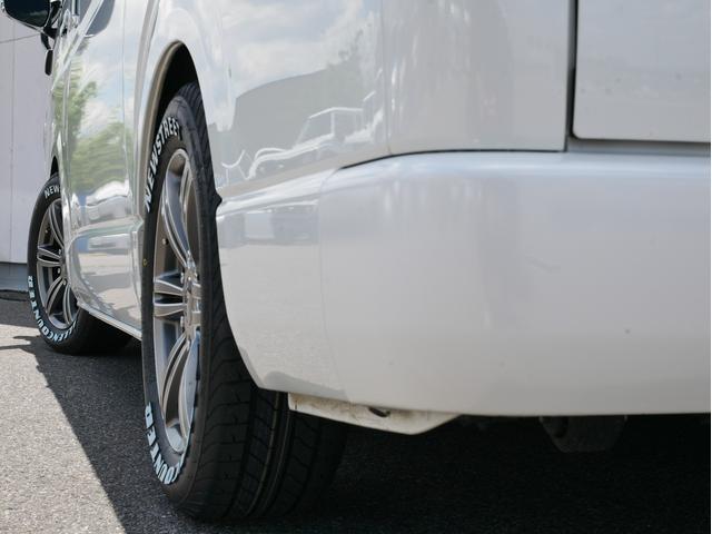 スーパーGL 50TH アニバーサリーリミテッド 両側電動 LEDヘッド 衝突軽減 車線逸脱 オートハイビーム バッドラッカー16インチAW オーレンカウンターホワイトレター 2インチローダウン ベッドキット ヴァレンティLEDテール AC100V(10枚目)