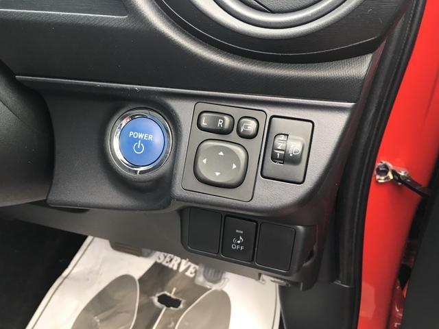 トヨタ アクア S スマートエントリー