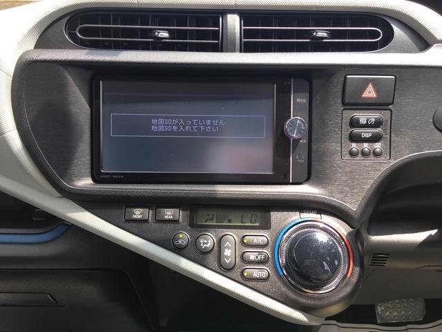 トヨタ アクア 1.5S ナビ ETC