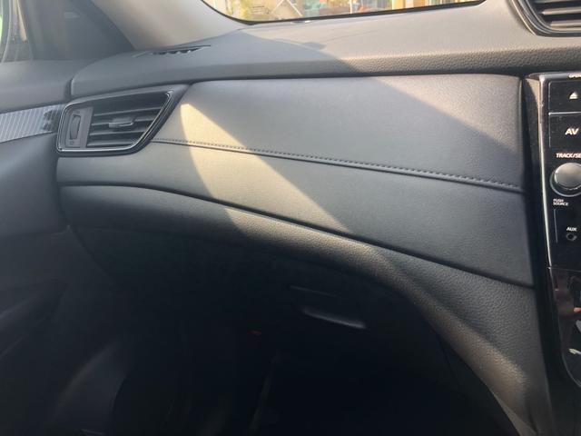日産 エクストレイル 20X メモリーナビ AW18インチ 電動リアゲート ESC