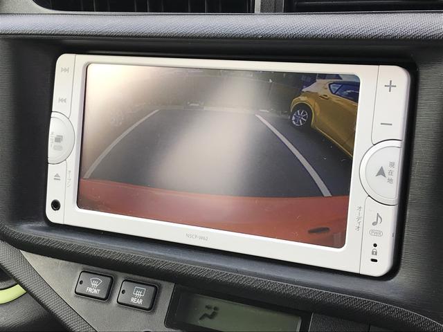 トヨタ アクア 1.5 S ナビ バックカメラ スマートキー ETC
