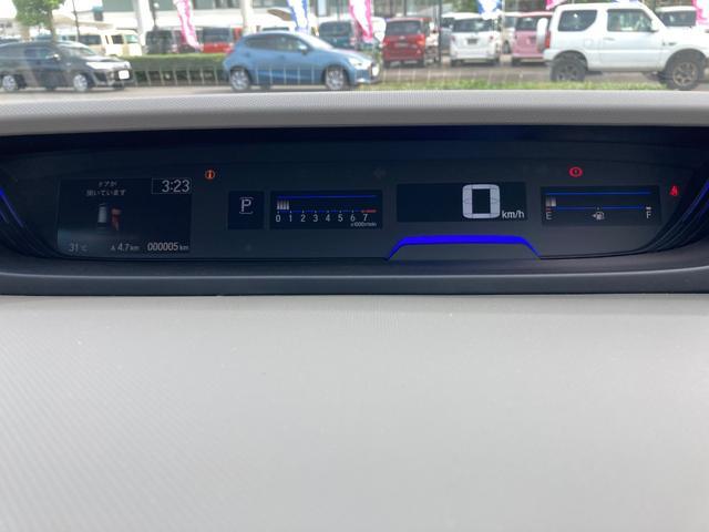 G・ホンダセンシング 登録済未使用車 衝突軽減ブレーキ ETC バックカメラ オートエアコン 両側電動スライドドア 3列 6人乗り ナビ装着パッケージ スマートキー(14枚目)
