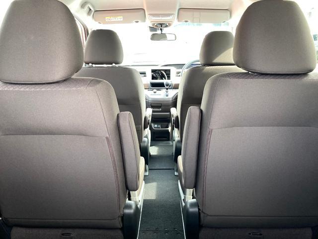 G・ホンダセンシング 登録済未使用車 衝突軽減ブレーキ ETC バックカメラ オートエアコン 両側電動スライドドア 3列 6人乗り ナビ装着パッケージ スマートキー(24枚目)