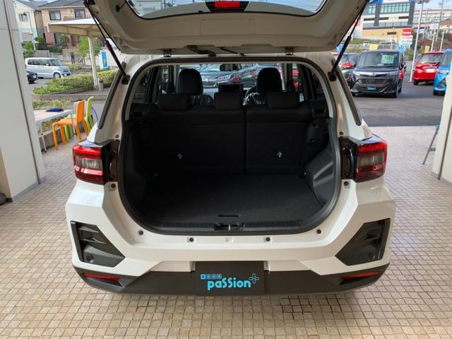 X S 新車未登録 衝突軽減ブレーキ オートライト LEDライト スマートキー アイドリングストップ ターボ バックカメラ ステアリングスイッチ(12枚目)