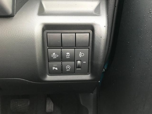 X S 新車未登録 衝突軽減ブレーキ オートライト LEDライト スマートキー アイドリングストップ ターボ バックカメラ ステアリングスイッチ(19枚目)