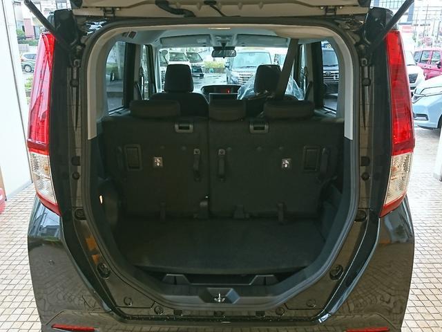 X 新型 衝突軽減ブレーキ 新車未登録 片側電動スライド バックカメラ ステアリングスイッチ アイドリングストップ オートライト コーナーセンサー(12枚目)