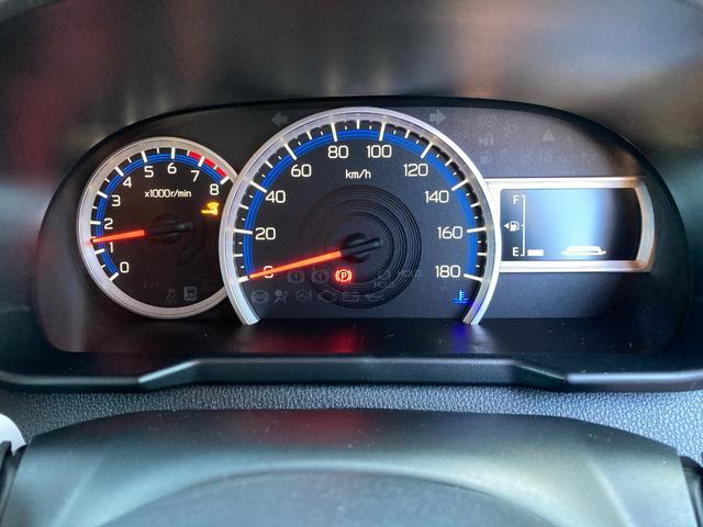 X 新型 衝突軽減ブレーキ 新車未登録 片側電動スライドドア スマートキー プッシュスタート アイドリングストップ バックカメラ ステアリングスイッチ フルフラット(14枚目)