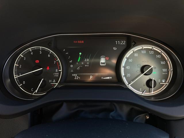 G 新車未登録 衝突軽減ブレーキ ディスプレイオーディオ デジタルインナーミラー オートライト スマートキー LEDライト アルミホイール Bluetooth バックカメラ コーナーセンサー SUV(14枚目)