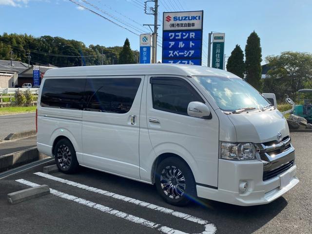 「トヨタ」「ハイエース」「その他」「三重県」の中古車4