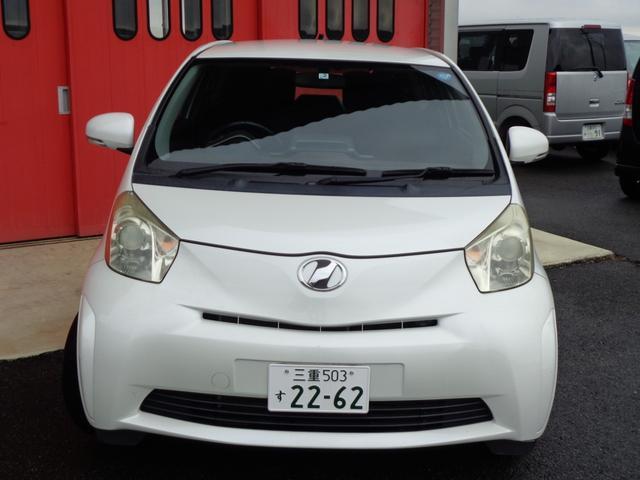 「トヨタ」「iQ」「コンパクトカー」「三重県」の中古車2