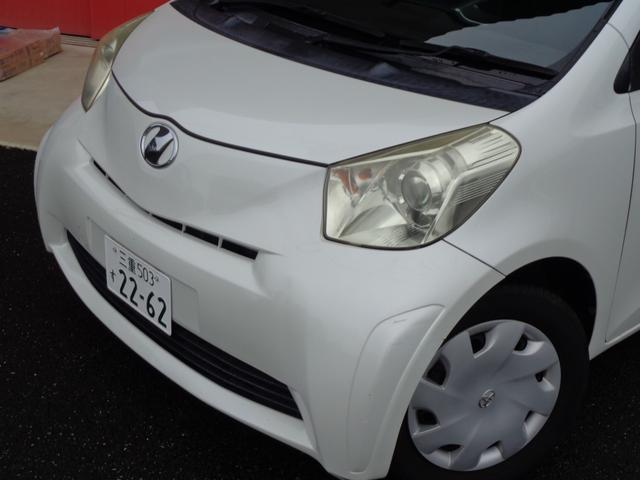 「トヨタ」「iQ」「コンパクトカー」「三重県」の中古車3