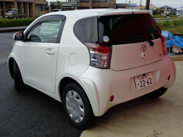 「トヨタ」「iQ」「コンパクトカー」「三重県」の中古車8