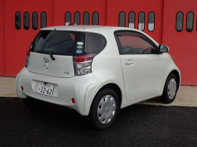 「トヨタ」「iQ」「コンパクトカー」「三重県」の中古車34