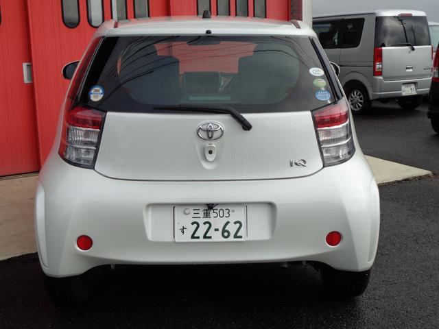 「トヨタ」「iQ」「コンパクトカー」「三重県」の中古車35