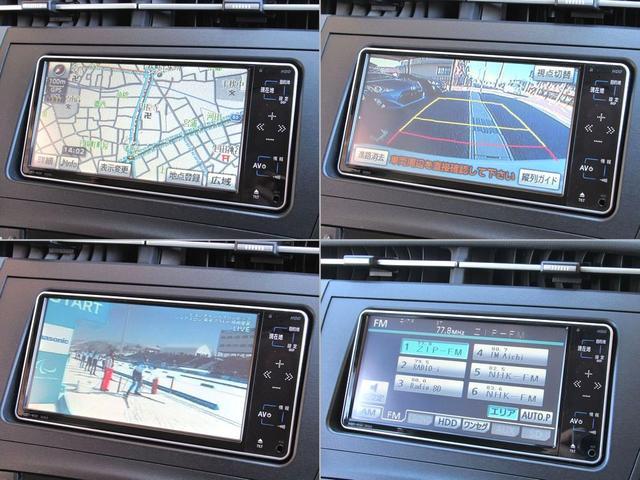 トヨタ プリウス Sツーリングセレクション ナビ TV Bカメラ ETC