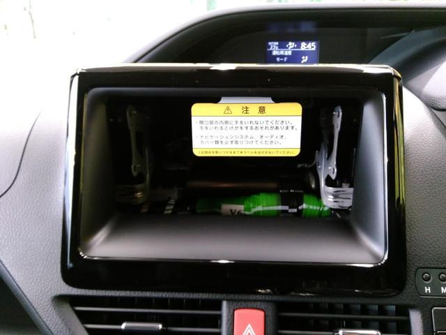 トヨタ ヴォクシー X 新車未登録 セーフティセンス 両側パワスラ スマートキー