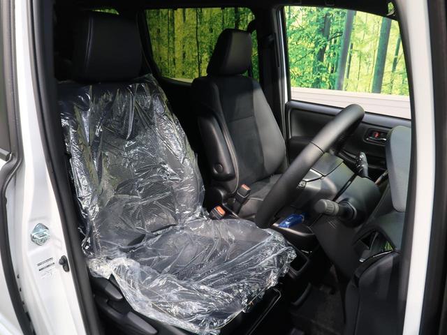 ハイブリッドZS 煌III 登録済未使用車 特別仕様車 オーディオレス トヨタセーフティセンス 両側電動スライドドア 前席シートヒーター LEDヘッドライト&フォグライト リアオートエアコン スマートキー オートライト(10枚目)