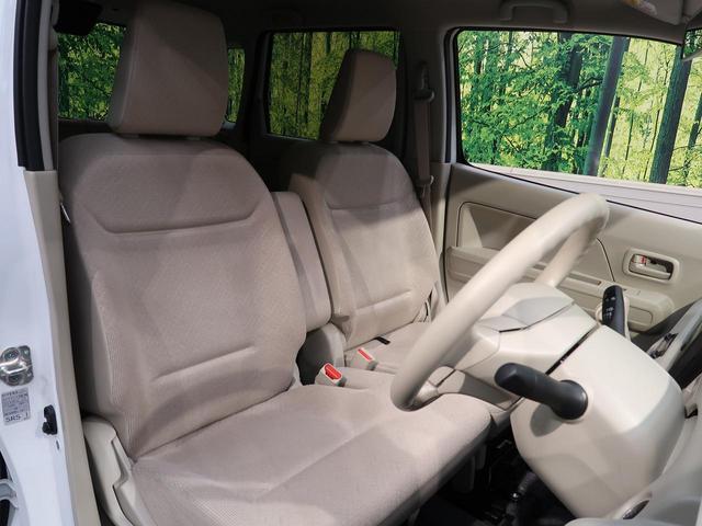 座り心地よくホールド性も良いフロントシートは毎日のドライビングを快適にアシストしてくれます!