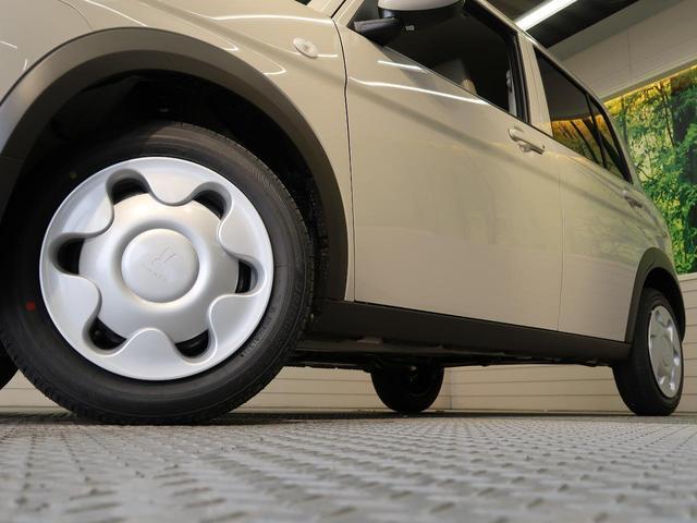 L 届出済未使用車 オーディオレス デュアルセンサーブレーキサポート オートエアコン スマートキー 運転席シートヒーター バニティミラー オートライト(17枚目)