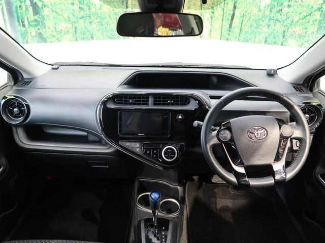 クロスオーバー 禁煙車 社外SDナビ ハーフレザーシート ETC 衝突軽減装置 車線逸脱警報 バックカメラ LEDヘッド・フォグライト  オートマチックハイビーム フルセグTV(走行中視聴可) Bluetooth(2枚目)