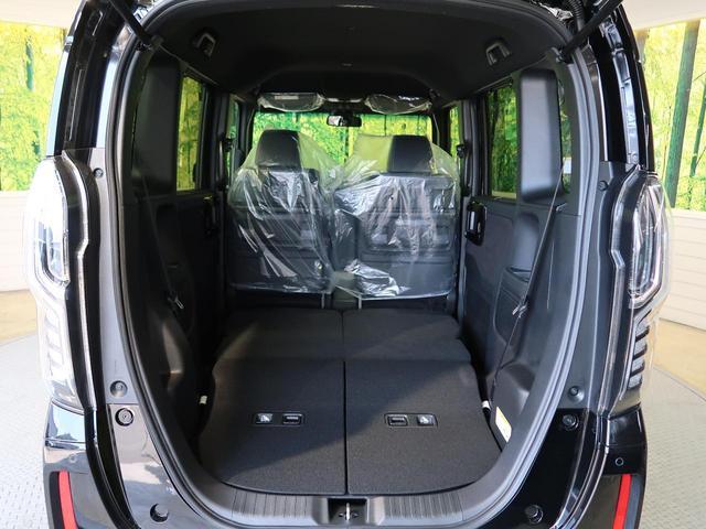 Lターボ 届出済み未使用車 ターボ 衝突被害軽減装置 両側パワスラ LEDヘッド&フォグランプ オートライト クリアランスソナー アダプティブクルコン 前席シートヒーター アイドリングストップ バックカメラ(15枚目)