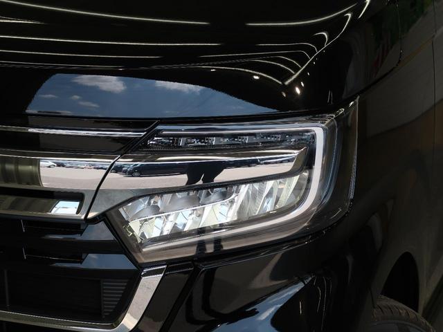 Lターボ 届出済み未使用車 ターボ 衝突被害軽減装置 両側パワスラ LEDヘッド&フォグランプ オートライト クリアランスソナー アダプティブクルコン 前席シートヒーター アイドリングストップ バックカメラ(16枚目)
