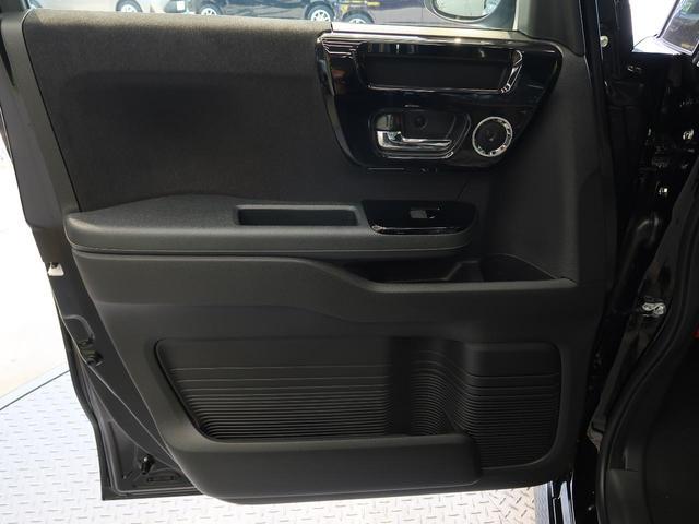 Lターボ 届出済み未使用車 ターボ 衝突被害軽減装置 両側パワスラ LEDヘッド&フォグランプ オートライト クリアランスソナー アダプティブクルコン 前席シートヒーター アイドリングストップ バックカメラ(33枚目)
