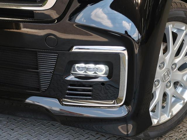 Lターボ 届出済み未使用車 ターボ 衝突被害軽減装置 両側パワスラ LEDヘッド&フォグランプ オートライト クリアランスソナー アダプティブクルコン 前席シートヒーター アイドリングストップ バックカメラ(50枚目)