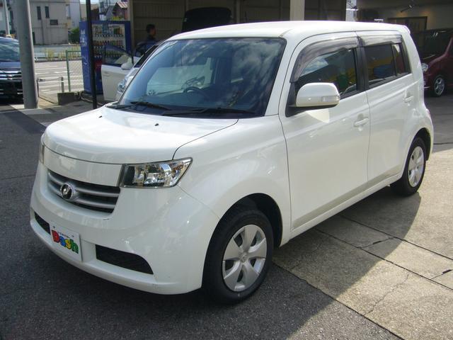 トヨタ bB S ガーネットエディションII ナビ・ETC 自社 ローン