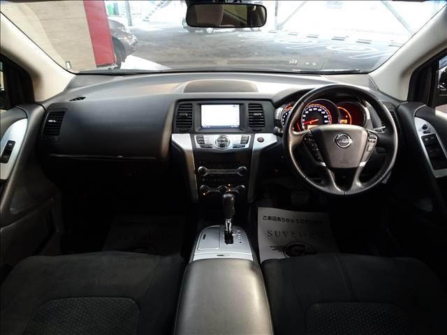 日産 ムラーノ 250XL ワンオーナー メーカーHDDナビ地デジ