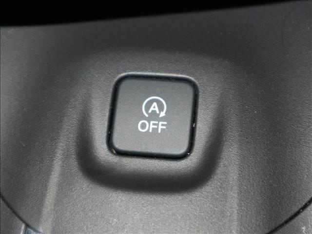 「アイドリングストップ」装備で燃費の向上にも貢献。
