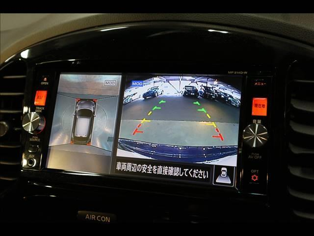 15RX 純正SDナビTV 全周囲カメラ HIDヘッド(4枚目)
