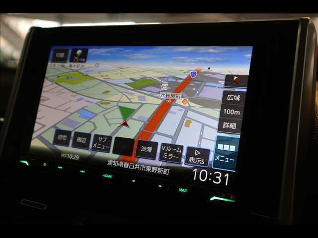 G 未登録新車 9型SDナビTV 衝突軽減 本革 ETC(3枚目)