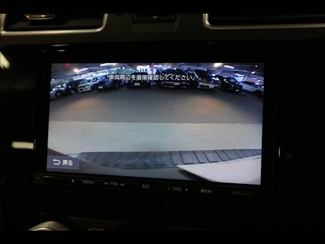 X-BREAK アイサイト 純正OPナビTV Bカメラ(4枚目)