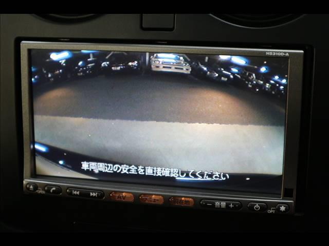 20G 純正HDDナビ フルセグTV Bカメラ ETC(4枚目)