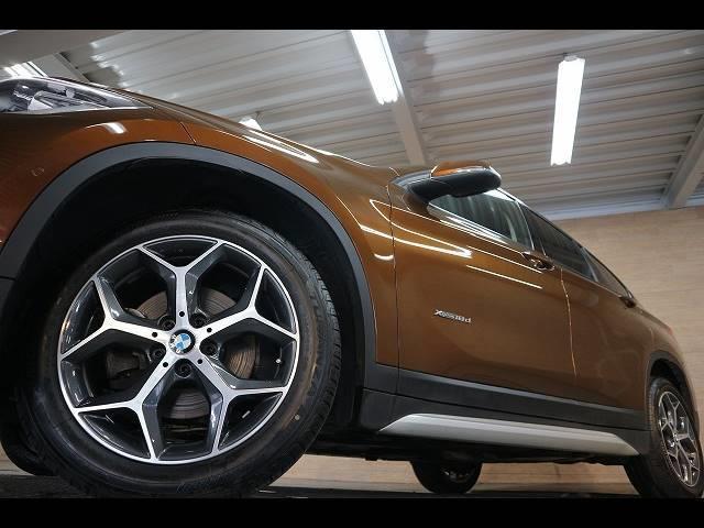 xDrive 18d ハイラインパッケージ 純正ナビTV バックカメラ 黒革 シートヒーター アクティブクルーズ ETC パワーバックドア パワーシート 衝突軽減 ディーゼル ワンオーナー 4WD(18枚目)