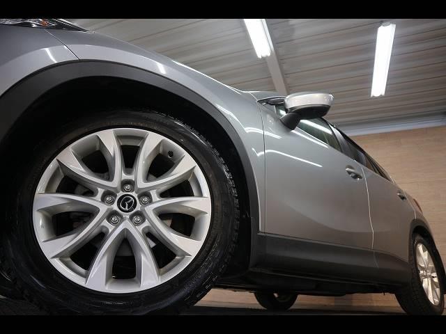 XD Lパッケージ ワンオーナー 8インチナビTV バックカメラ 黒革 シートヒーター RVM スマートキー ディーゼル HID 19アルミ Bluetooth アイドリングストップ 4WD(18枚目)