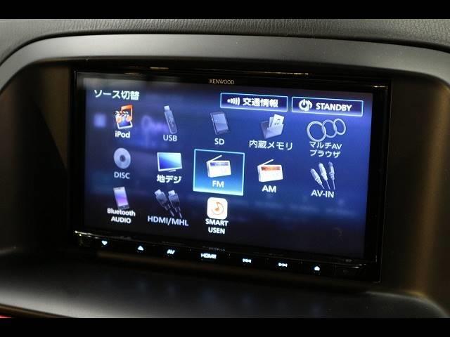 XD Lパッケージ SDナビTV バック&サイドカメラ 黒革 シートヒーター BOSE クルーズコントロール RVM HID スマートキー アイドリングストップ ディーゼル Bluetooth(3枚目)