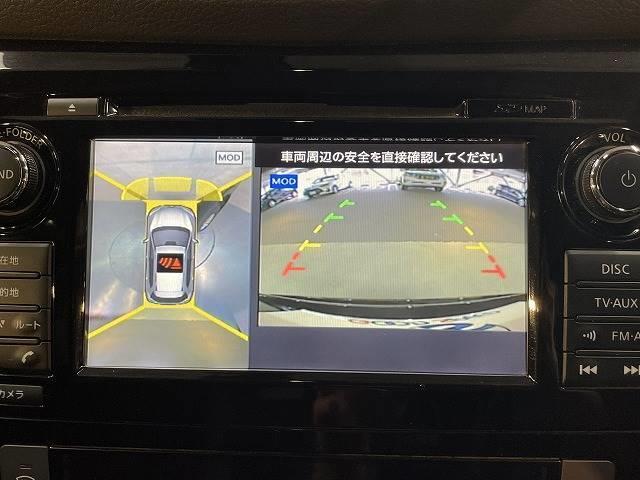 【アラウンドビューカメラ】あると便利な人気オプション。バック駐車が不安な方でも楽々駐車が出来ます☆