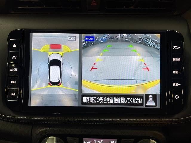 X 純正SDナビ 全周囲カメラ デジタルインナーミラー フルセグTV Bluetoothオーディオ レーダークルーズコントロール ハンドルヒーター USB接続 純正17インチホイール シートヒーター(5枚目)