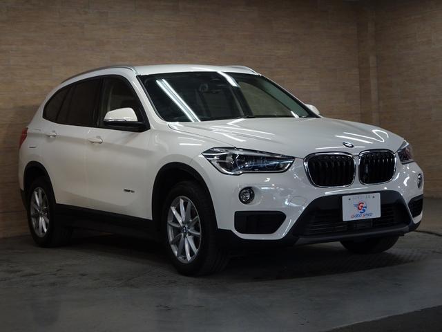 BMW BMW X1 sDrive 18i 1オーナ メーカーナビインテリセーフ