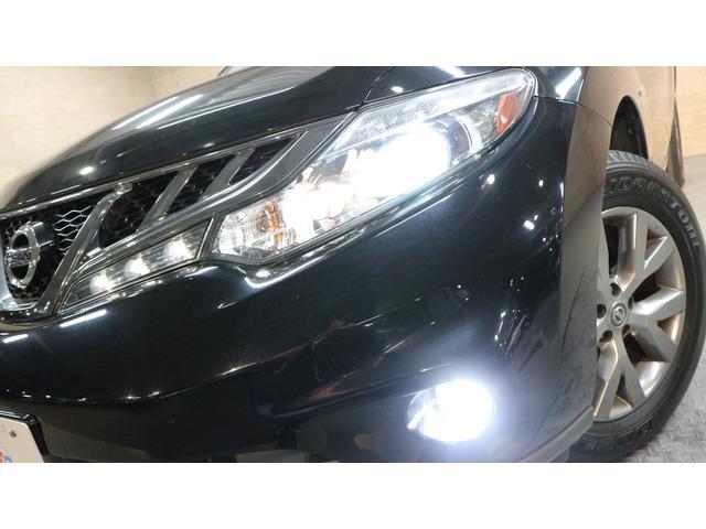 日産 ムラーノ 250XV FOUR モード・ビアネロ 純正ナビ サンルーフ