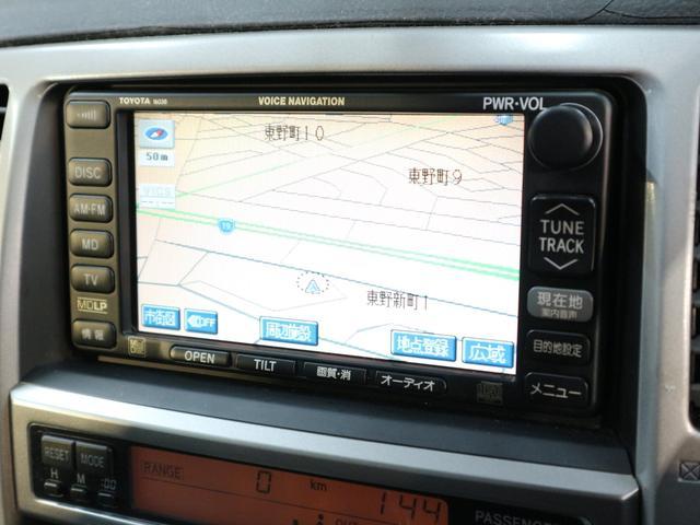 SSR-X 純正ナビ バックカメラ 4WD ETC(3枚目)