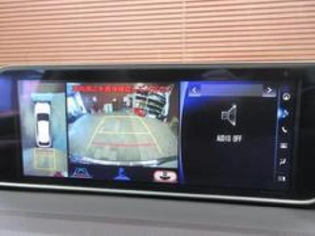 「アラウンドビューモニター」を装備で駐車が苦手な方でも安心です。