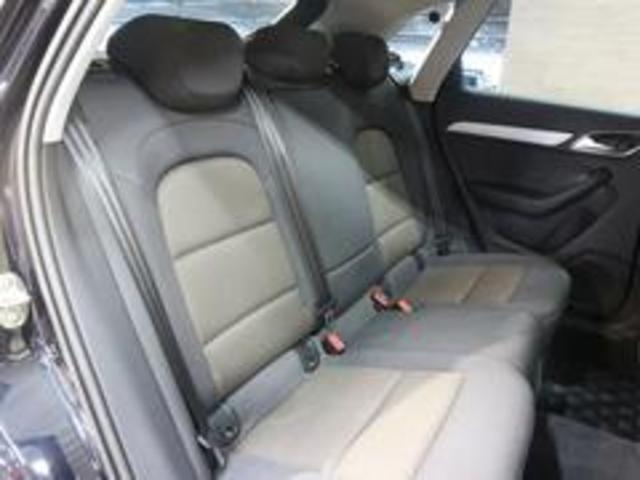 セカンドシートはくつろぎの空間。大