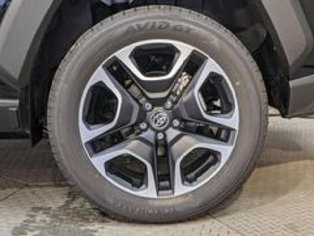 Adventure 新車未登録 バックカメラ クリアランスソナー LEDヘッドライト レーダークルーズコントロール トヨタセーフティーセンス USBポート 純正アルミ 電動シート スマートキー プッシュスタート(25枚目)