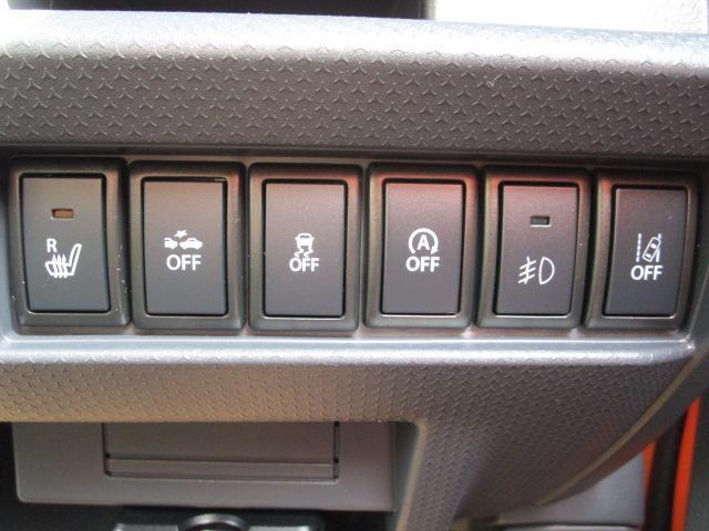 XS ナビ/ワンセグ/スマートキー/衝突軽減ブレーキ/アイドリングストップ/ETC/盗難防止装置/横滑防止装置/シートヒーター/HID/ベンチシート/運転席・助手席エアバック/CD(5枚目)
